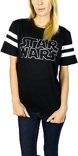 Star Wars Womens Logo Varsity Football Tee