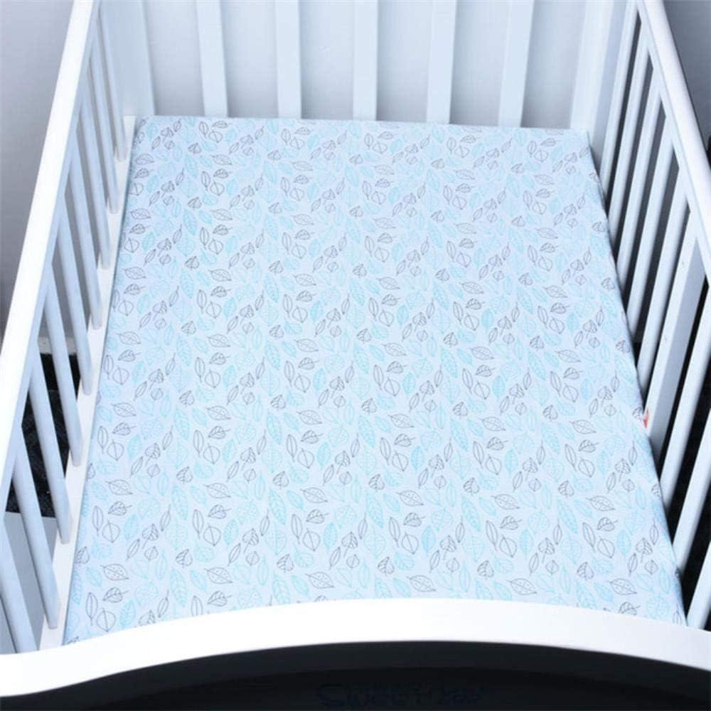 JPZCDK Housse de Matelas pour bébé Coton Biologique Enfant en Bas âge Drap de bébé Sac de literie Ensembles de literie Drap de lit bébé Enfants Linge, CLZ0012 Clz0008