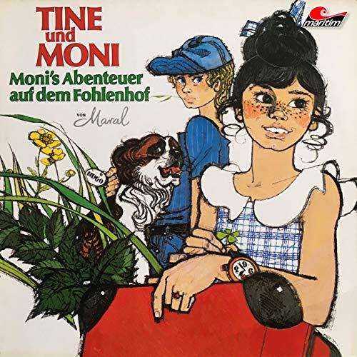Moni's Abenteuer auf dem Fohlenhof cover art