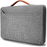 tomtoc Laptoptasche 13.5 Zoll Laptop Hülle Tasche für MacBook Pro 13 2012-2015, Alt MacBook Air 13.3, 13.5 Surface Book 2 und 3, Surface Laptop wasserdicht Notebook Sleeve Damen Herren Laptophülle