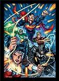 DC Comics Memorabilia, Mehrfarbig, 30 x 40cm