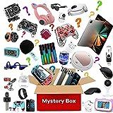 JEDNF Mystery Box, elektronische Glücksbox, Geburtstagsüberraschungsboxen, zufälliger Stil, Smart Watch, Bluetooth-Kopfhörer, Computer, Gamepad & mehr