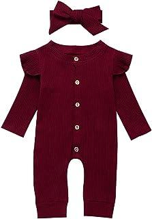 Yvonne/M/Pacheco Roger Federer Newborn Girls Boys Kids Baby Romper Short Sleeve Infant Toddler Jumpsuit
