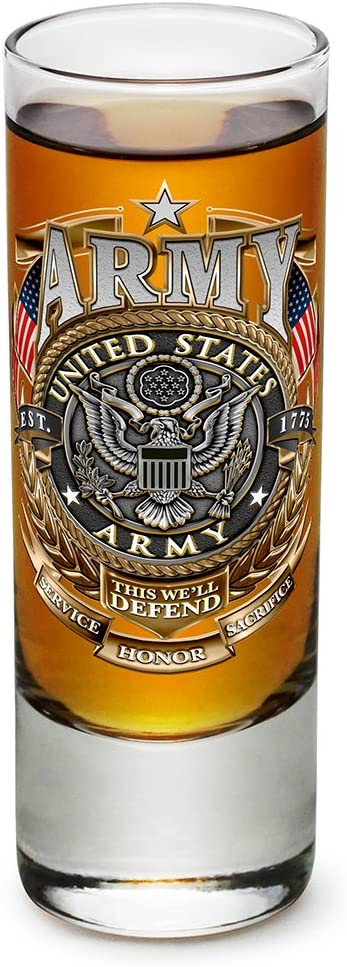 Shot Glasses – Armed Forces Gifts Austin Phoenix Mall Mall A or for Men Women
