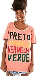 T-Shirt Olodum Tipografico