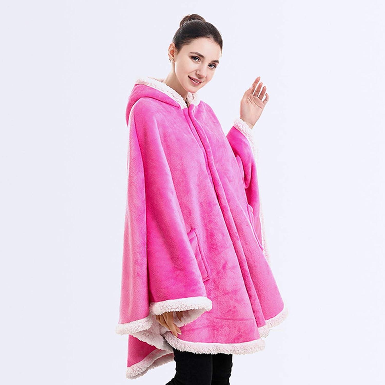 Hoodie Sweatshirt Blanket Super Soft TV Warm Wearable Albuquerque Mall Bargain sale