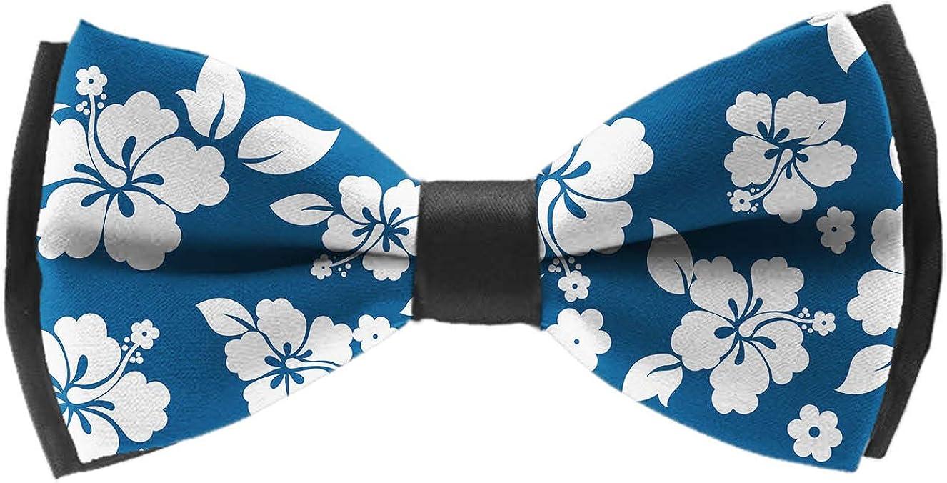 Classic Pre-Tied Formal Tuxedo Bowtie Adjustable Necktie For Wedding Party
