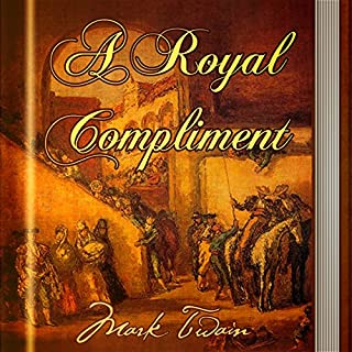 A Royal Compliment audiobook cover art