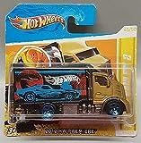 Hot Wheels - Hiway Hauler 2 - 45/50 - HW Premiere - 45/247 - V5333 - Short Card - New Models 2012