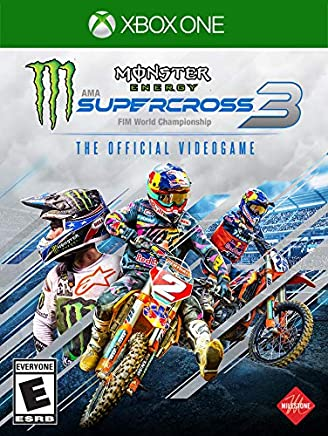 Monster Energy Supercross - The Official Videogame 3 - Xbox One