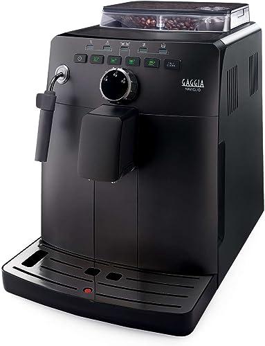 Macchina da caffè automatica, per espresso e cappuccino gaggia hd8749/01 naviglio 1850w