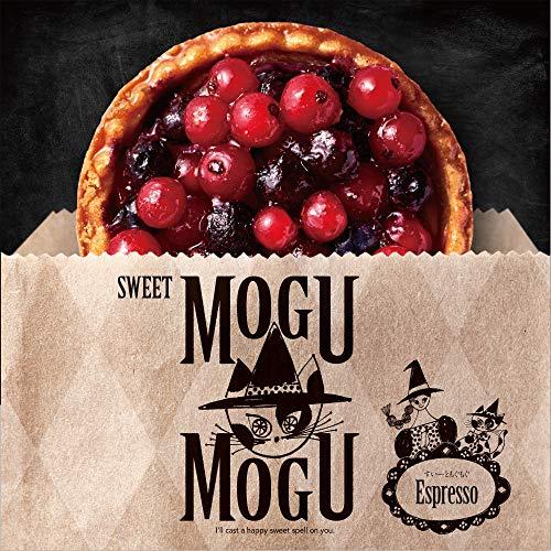 アデリー グルメカタログギフト SWEET MOGU MOGU (すいーともぐもぐ) Espresso (エスプレッソ) 4,000円コース 包装紙:リーフ青