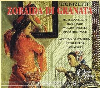 Donizetti - Zoraida di Granata / David Parry