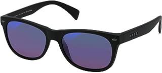EnChroma Color Blind Glasses for Strong PROTAN Color Blindness - Outdoor Sun SP Lens - Ellis Black Frame