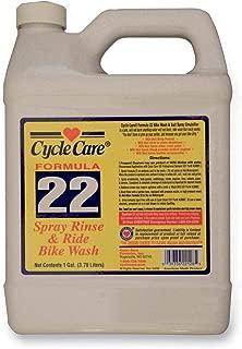 Cycle Care 1 Gallon Formula 22 Spray Rinse and Ride Bike Wash 22128