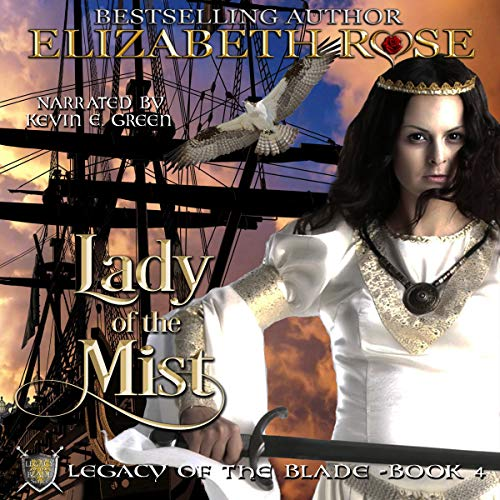 Lady of the Mist audiobook cover art