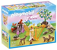 playmobil プレイモービル 5451 森のコンサート 妖精