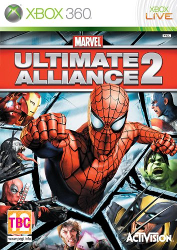 Marvel Ultimate Alliance 2 [french import] [game in english]