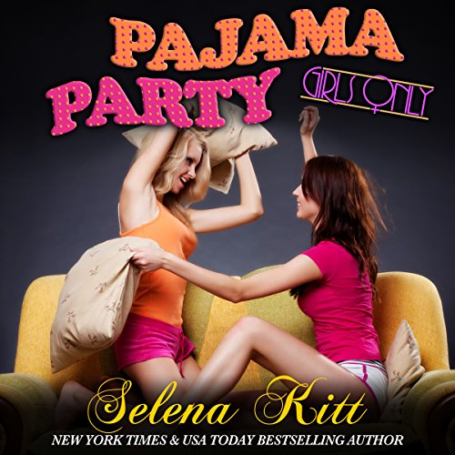 Girls Only: Pajama Party audiobook cover art