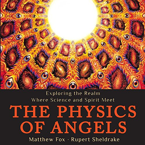 The Physics of Angels audiobook cover art