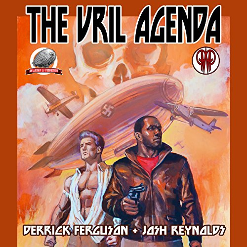 The Vril Agenda audiobook cover art