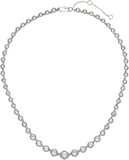 LAUREN Ralph Lauren - Headlines 16 in Hexagon Collar Necklace