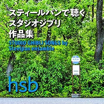 STUDIO GHIBLI SONGS by Steelpan ensemble