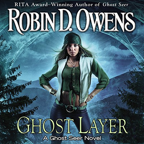 Ghost Layer audiobook cover art
