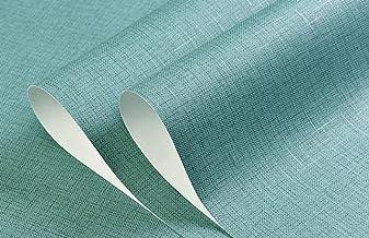 Moderne Minimalistische Niet-Geweven Behang 3D Flocking Reliëf Behang Roll Woonkamer Slaapkamer-Home Verbetering High-End ...