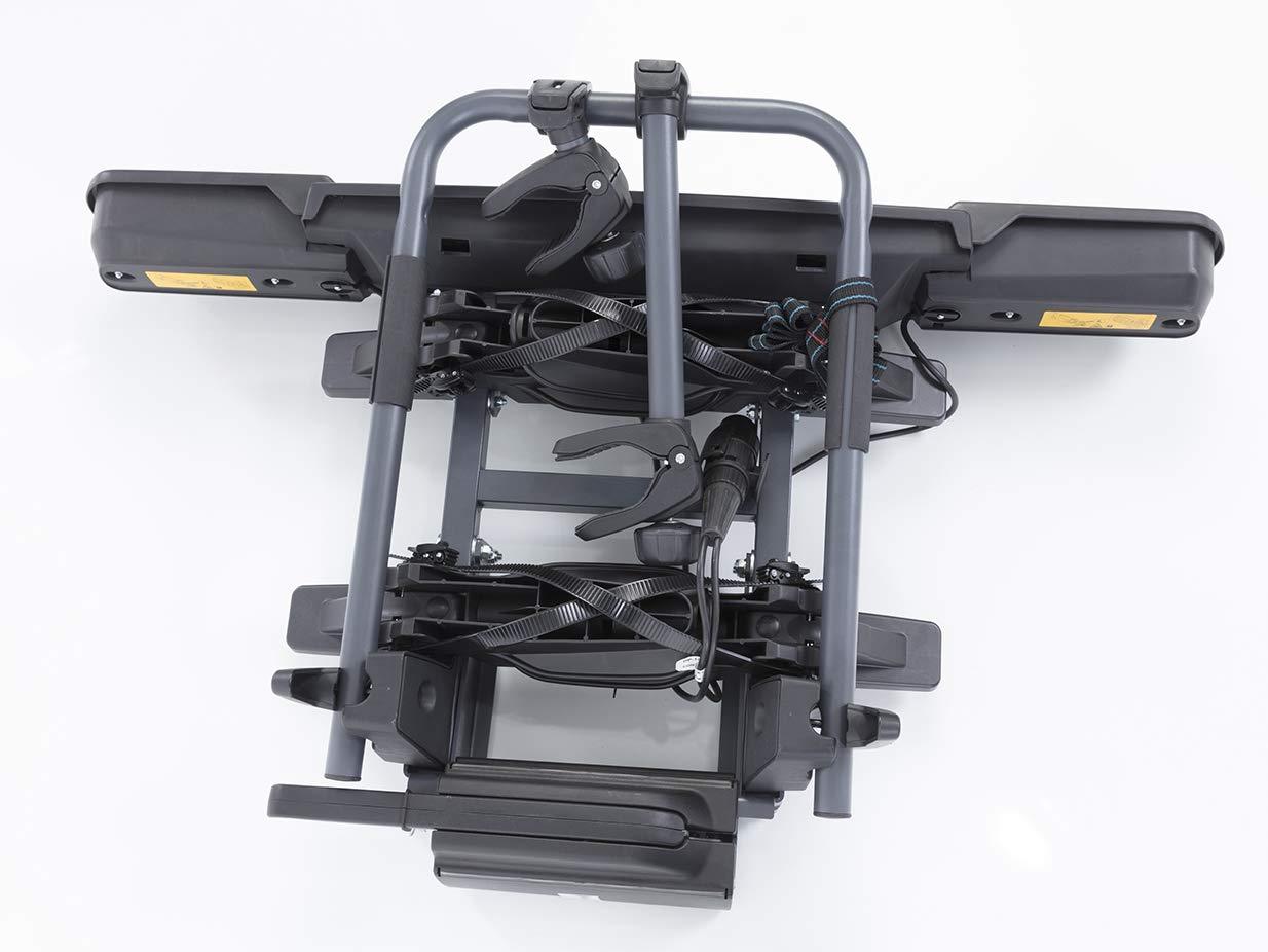 Fischer 126001 kupplungs de portabicicletas Proline EVO para 2 ...