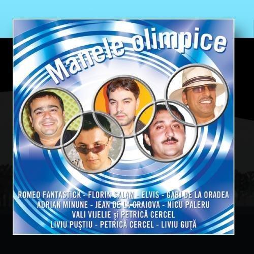 Manele Olimpice / Manele Olimpics by Various Artists (2011-02-25)
