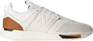 new balance Men's 247 Leather Sneakers