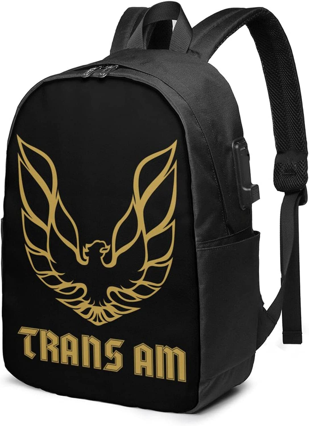 Sale SALE% OFF Trans Am Firebird Adult Classic Backpac Superior Laptop With Usb Backpack