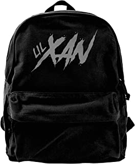 Canvas Laptop Backpack Lil Total Xanarchy Xan for School Back Pack for Men Women