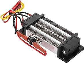 12V//120℃ R/échauffeur dair en c/éramique Type de thermostat Isol/é PTC /Él/ément Chauffant en C/éramique 150/×28.5mm