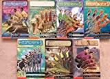 Animorphs Set #24-30 (#24 - The Suspicion, #25 - The Extreme, #26 - The Attack, #27 - The Exposed, #28  The Experiment, #29  The Sickness, #30  The Reunion)