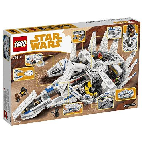 Vaisseau Faucon Millennium Raid de Kessel LEGO Star Wars 75212 - 1414 Pièces - 5