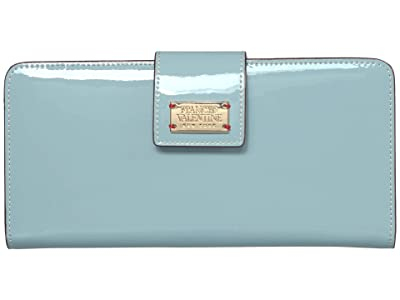Frances Valentine Jefferson Wallet (Light Blue) Bi-fold Wallet