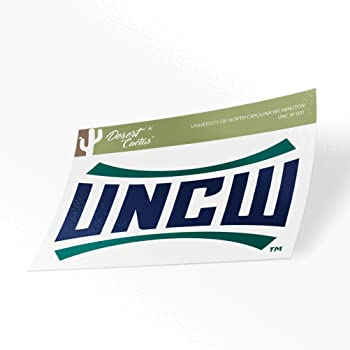 University of North Carolina Wilmington UNCW Seahawks NCAA Vinyl Decal Laptop Water Bottle Car Scrapbook Sticker - 006