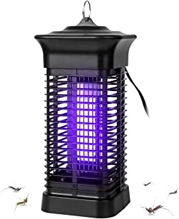 WAMBORY Mosquito Killer, 3800V Bug Zapper, Mosquito Zapper Outdoor, Insect Trap Indoor, Outdoor Fly Killer, Mosquito Trap ...