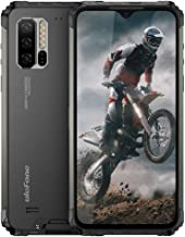 Ulefone Armor 7 (2020) Rugged Cell Phones Unlocked, Android 10 Octa-Core 8GB+128GB ROM IP68 Waterproof Smartphone, 48MP Tr...