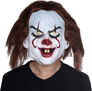 Latex Movie Masks for Halloween Scary Full Face Adult Party Cosplay Mask Hollywood Horror Costumes Mask