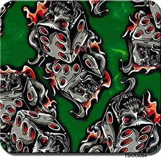 Hydro dip film Hydrographic Film, Water Transfer Printing Film - Hydro Dipping Hydrographics Film-Card and dice pattern-Hi...