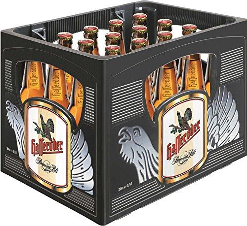 20 Flaschen Hasseröder Pilsener 20 x 0,5L inclusive 1.60€ MEHRWEG Pfand
