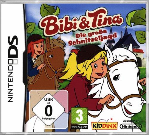 Bibi und Tina - Die große Schnitzeljagd [Software Pyramide] - [Nintendo DS]