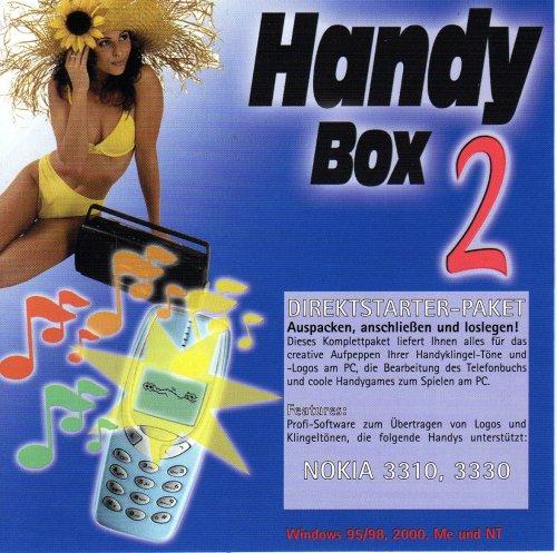 Handy Box 2 für Nokia 3310 und 3330