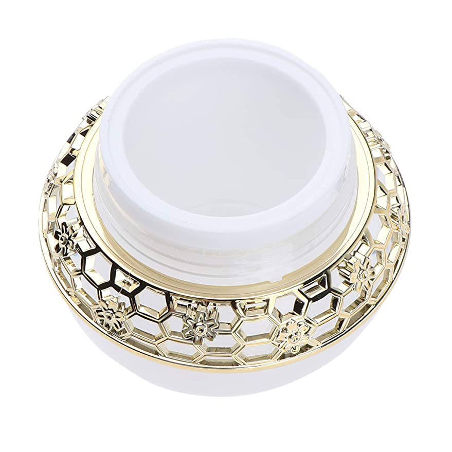CUTICATE 2個 クリームケース 詰替え容器 化粧品用 小分け容器 家庭 旅行 携帯便利 軽量 コンパクト