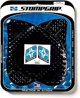 Stompgrip 00-12 Suzuki Hayabusa Motorcycle Traction Pads (Black)