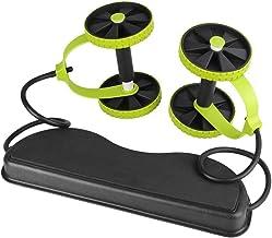 عجلة بطن بتصميم شامل لنحت الجسم من ريفوفليكس اكستريم، تونر العضلات بضغط مزدوج