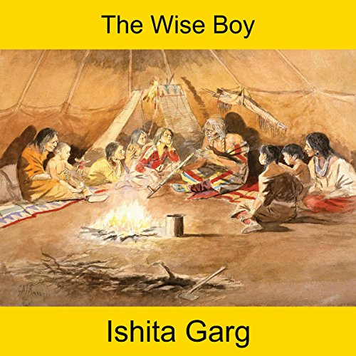 The Wise Boy audiobook cover art
